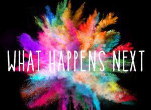 Сингл Kiitos- What happens next