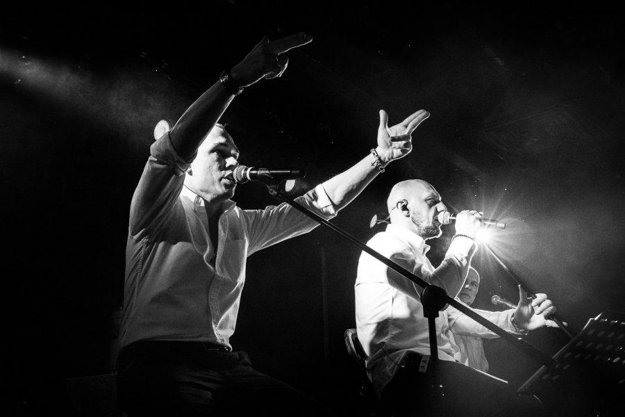 Концерт-спектакль группы 25/17 «Умереть от счастья»: репортаж, фото Дарья Гаранина