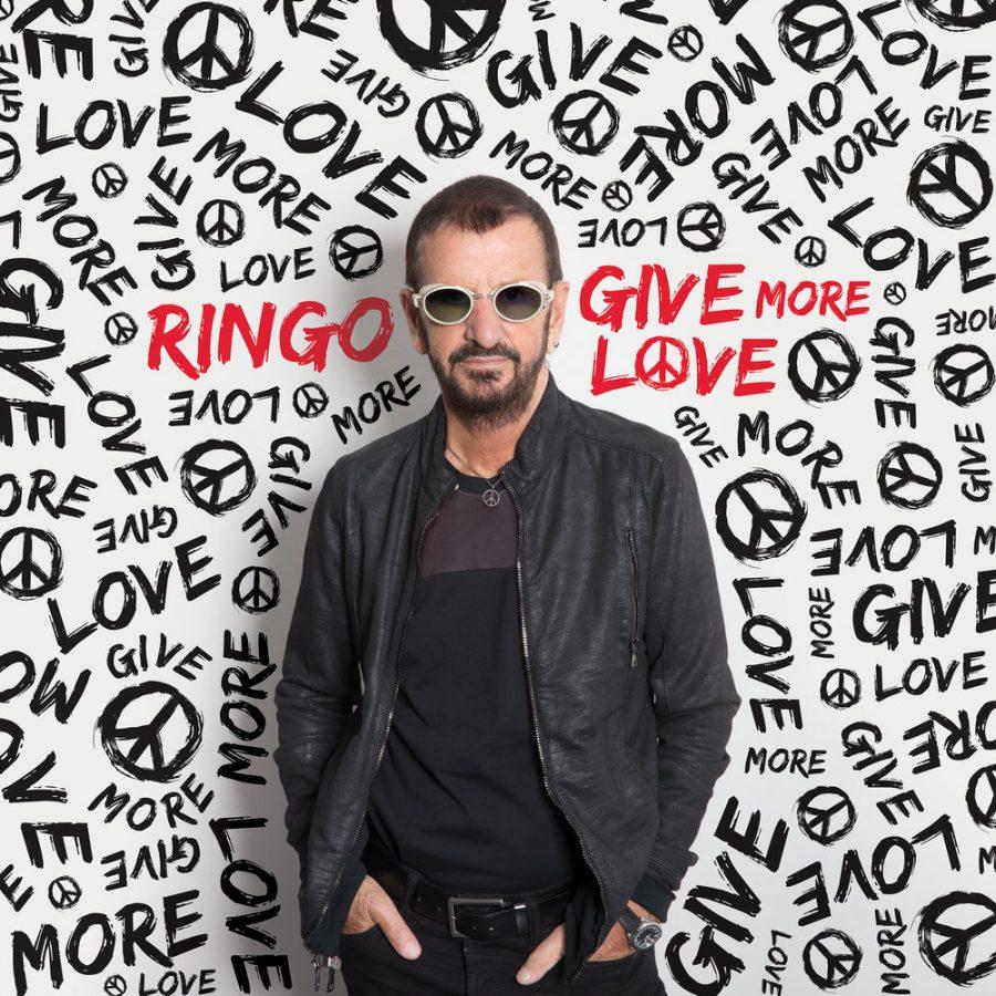 Новая песня Ringo Starr - Give More Love
