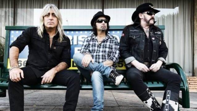 Кавер-альбом Motorhead - Under Cover выйдет в сентябре