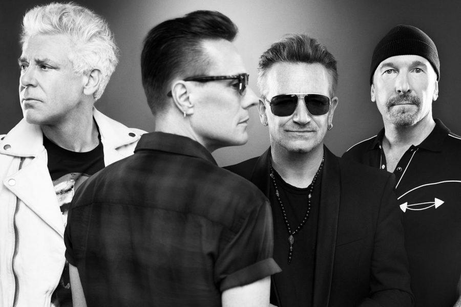 Студия группы U2