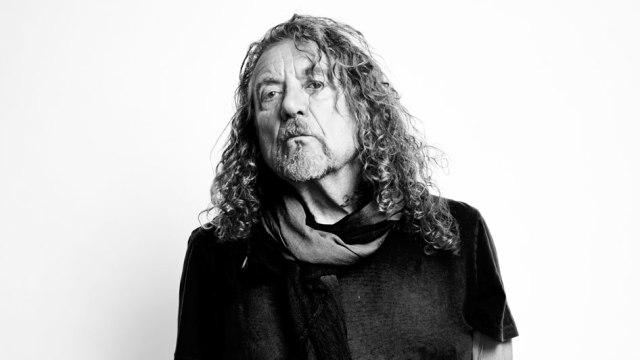Новый сингл Robert Plant -TheMay Queen
