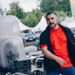 Анимация на фестивале Нашествие 2017: репортаж, фото Екатерина Шуть