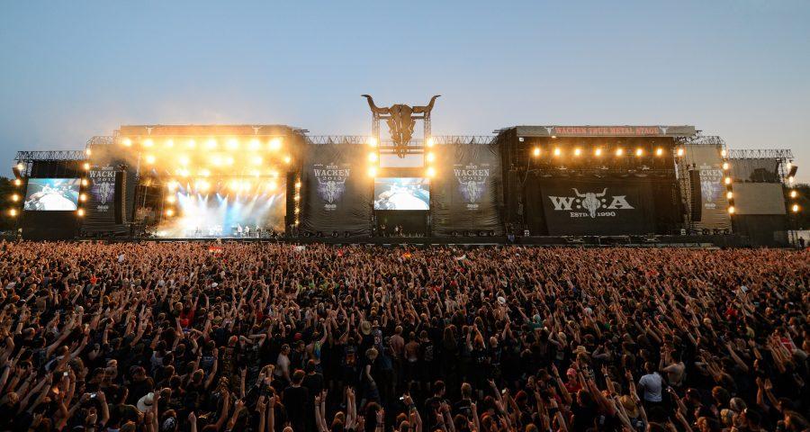 ТОП-5 самых впечатляющих моментов фестиваля Wacken Open Air