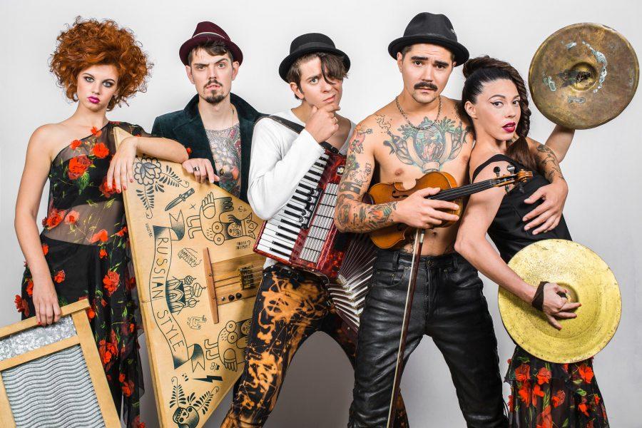 Новые песни The Hatters будут представлены в Москве в ноябре