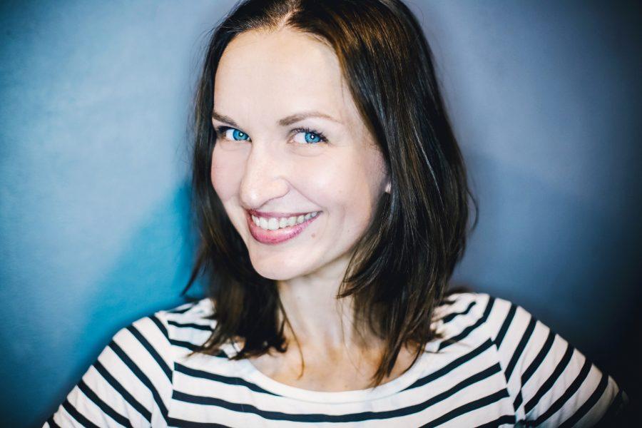 Яна Чудит в интервью