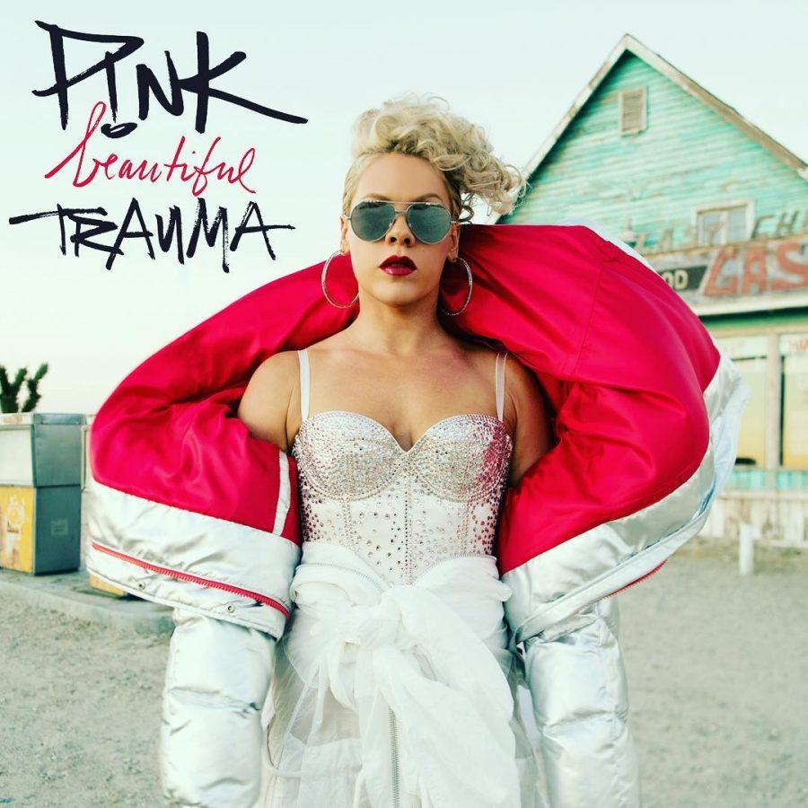 Новый сингл Pink - What About Us войдет в альбом Beautiful Trauma