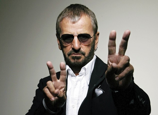 Ringo Starr -We're On The Road Again