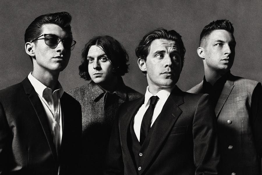 Новый альбом Arctic Monkeys выйдет в 2018 году