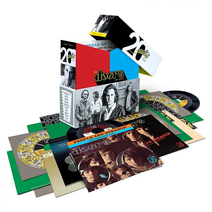 сборник The Doors - The Singles