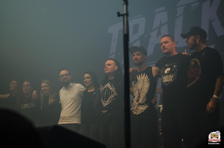 Прощальный концерт TRACKTOR BOWLING. Эпилог: репортаж, фото Роман Головчин