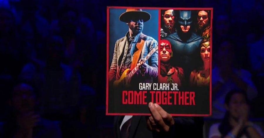 Кавер Gary Clark Jr - Come Together