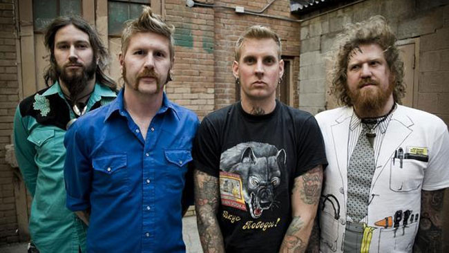 Новый EP Mastodon - Cold Dark Place