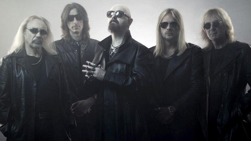 Новый альбом Judas Priest выйдет в 2018 году