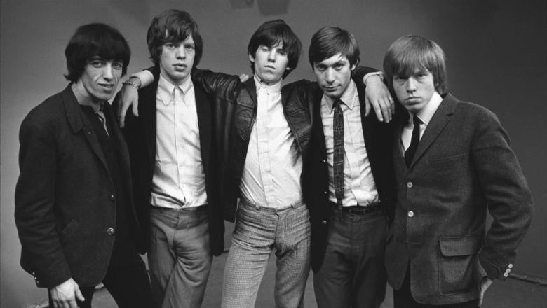 Альбом редких записей The Rolling Stones - On Air