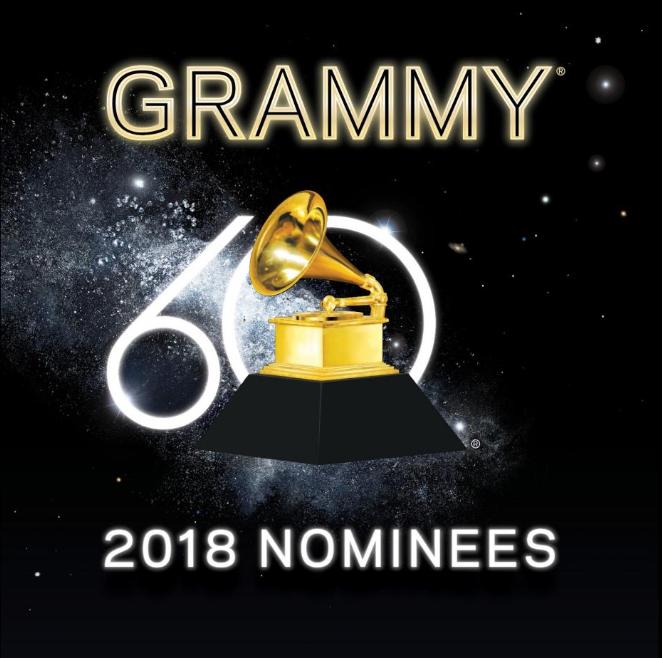 Объявлены номинанты Грэмми 2018