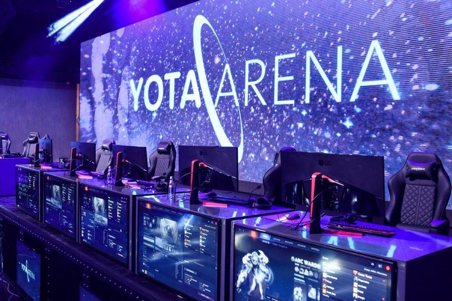 Концертная площадка Yota Arena