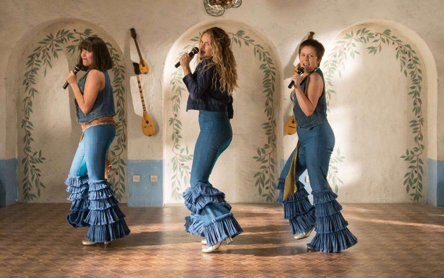 Первый трейлер Mamma Mia! Here We Go Again