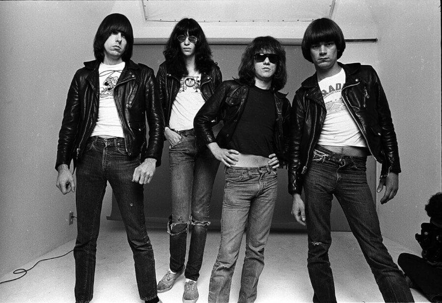 Переиздание альбома Ramones – Rocket to Russia
