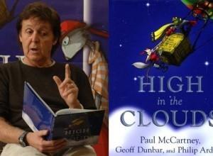 """Книга Пола Маккартни """"Высоко в облаках"""" будет экранизирована"""