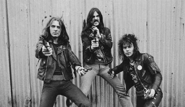 Скончался гитарист Motörhead Эдди Кларк