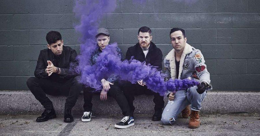 Альбом Fall Out Boy – M A N I A рецензия