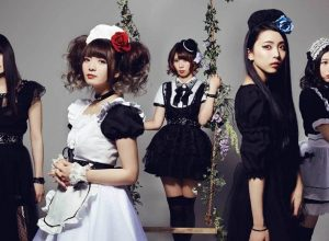Альбом BAND-MAID – World Domination