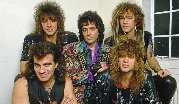 Золотой состав Bon Jovi поднимется на сцену Зала славы рок-н-ролла