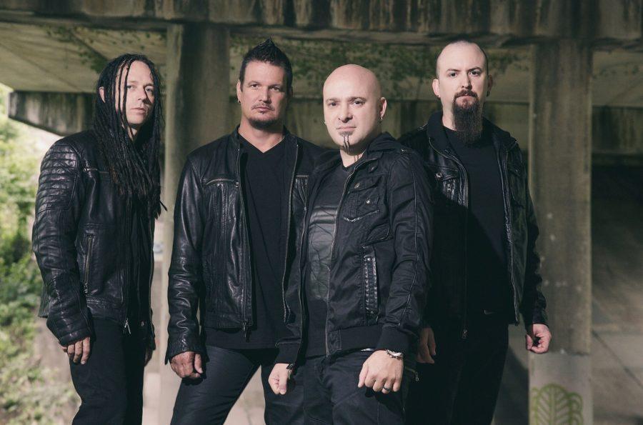 Группа Disturbed вернулась в студию