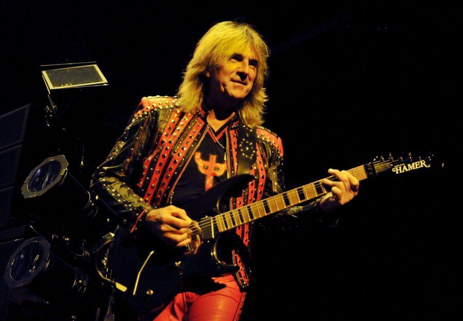 Гитарист Judas Priest Гленн Типтон объявил о прогрессирующей болезни Паркинсона