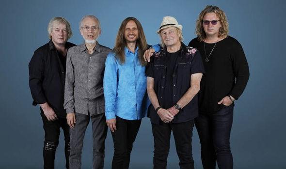 50-летие группы Yes