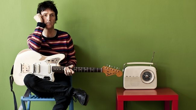 Новый альбом Джонни Марра расскажет о новом типе общества