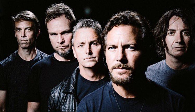 Новая песня Pearl Jam - Can't Deny Me стала подарком для фан-клуба