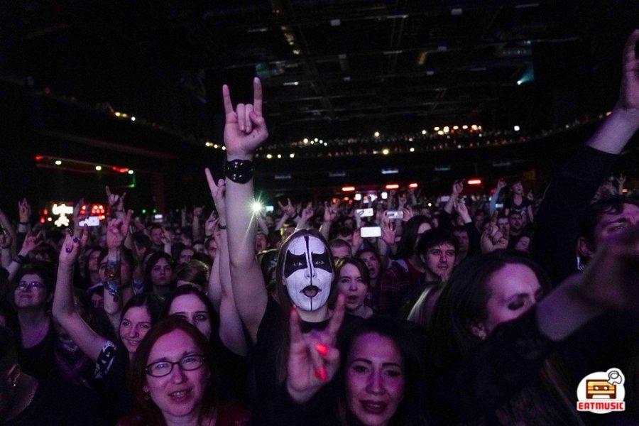Концерт группы «Кукрыниксы» в Москве (Adrenaline Stadium, 14-04-2018): репортаж, фото Кирилл Видеев