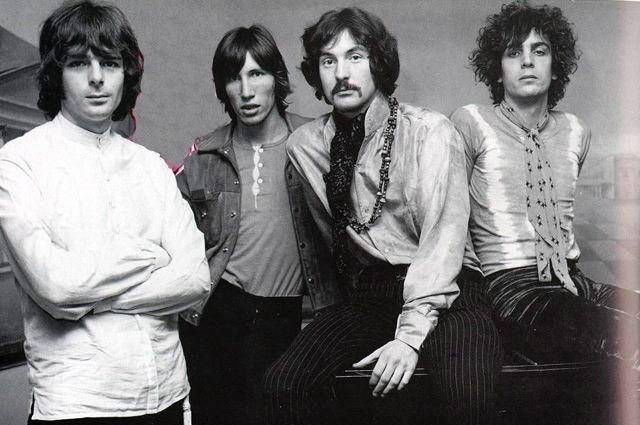 Переиздание сборника Relics группы Pink Floyd
