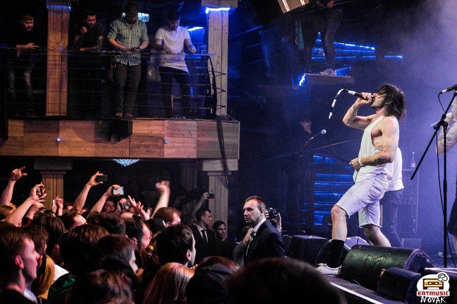 Концерт Pleymo в Москве (07-04-2018 RED): репортаж, фото Анна Новак