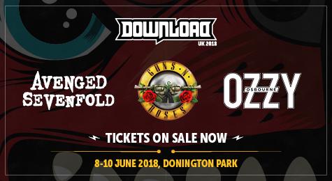 Фестиваль Download 2018