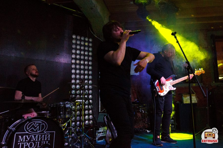 Концерт NIZKIZ в Москве (29-03-2018 Мумий Тролль Бар): репортаж, фото Геннадий Комин