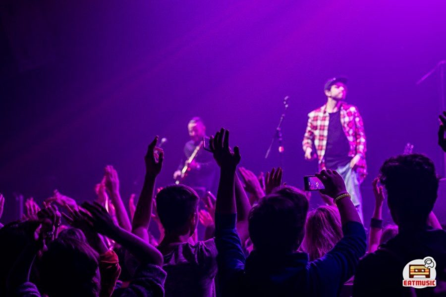 "Презентация нового альбома группы Pravada ""Романтика"" (Театръ 15-04-2018): репортаж, фото Валерия Лё"