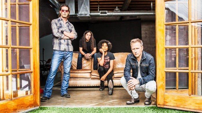 Новый альбом Alice In Chains выйдет летом 2018 года