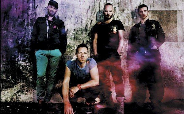 топ любимых песен у самых нелюбимых групп Coldplay