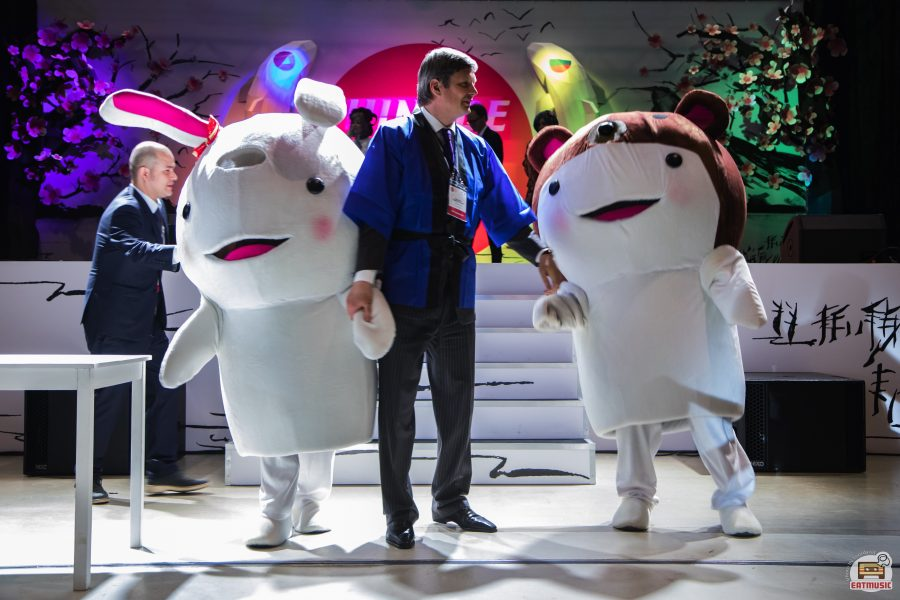 Фестиваль японской культуры Hinode Power Japan 2018: репортаж, фото Роман Воронин