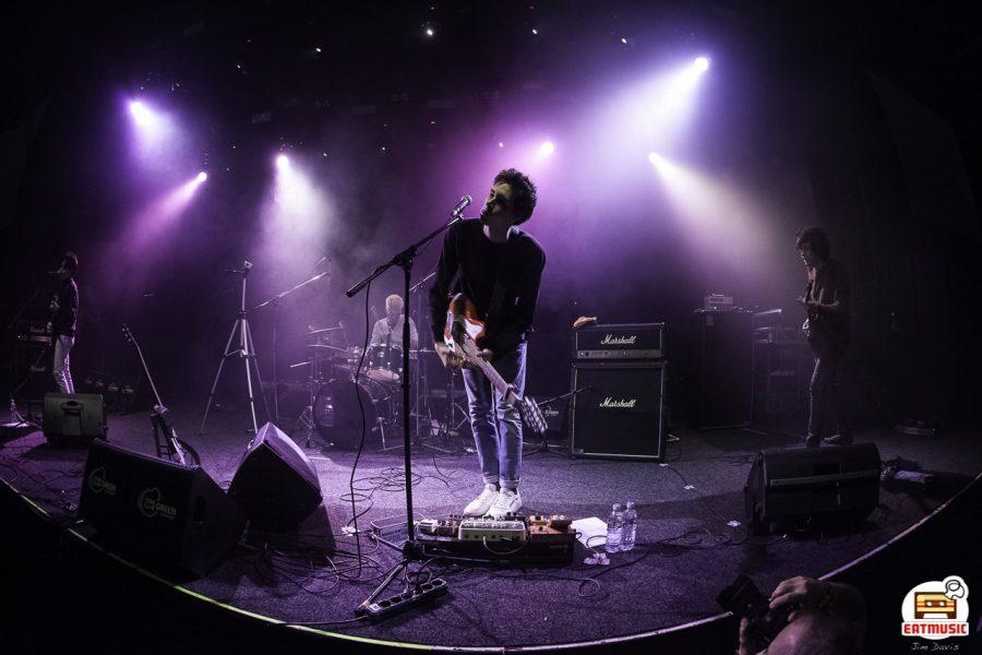 Группа Cruel Tiе | Концерт The Jesus and Mary Chain в Москве (ГЛАВCLUB 17-05-2018): репортаж, фото Георгий Сухов