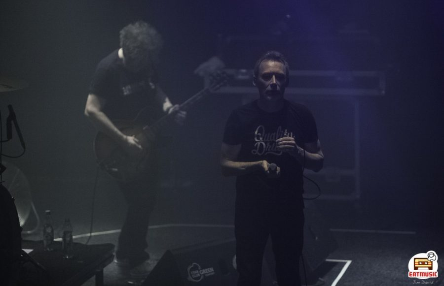 Концерт The Jesus and Mary Chain в Москве (ГЛАВCLUB 17-05-2018): репортаж, фото Георгий Сухов