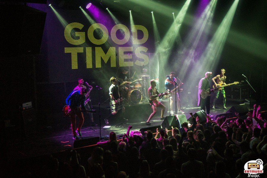 Презентация нового альбома Good Times Театръ 21-04-2018: репортаж, фото Анна Новак