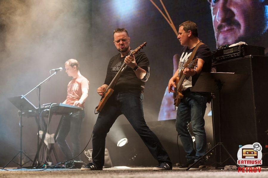 Александр Пушной & The Band: концерт в ГЛАВCLUB 18-05-2018 (репортаж, фото Дмитрий Петров)