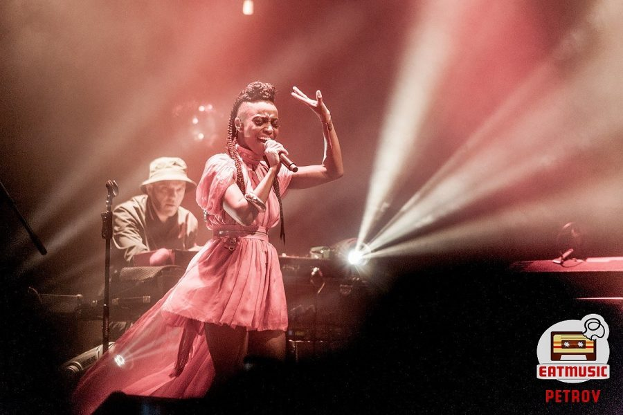 Концерт Morcheeba в Москве (ГЛАВCLUB 24-05-2018): репортаж, фото Дмитрий Петров