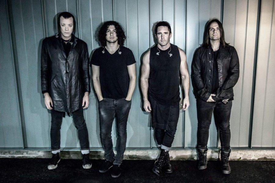 Новый мини-альбом Nine Inch Nails выйдет в июне 2018 года