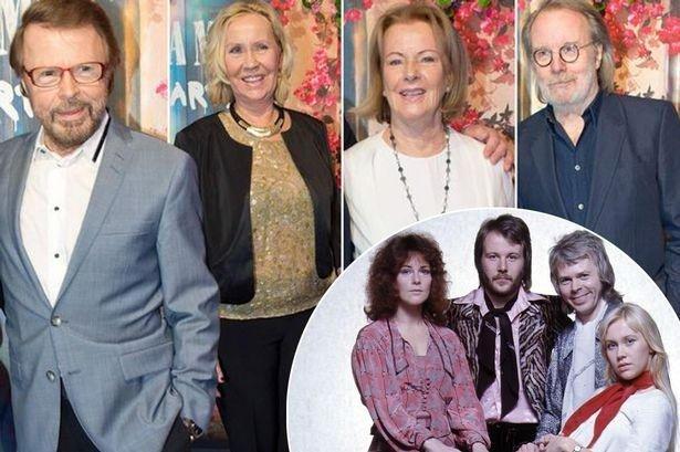 Новая песня группы ABBA выйдет в декабре 2018 года