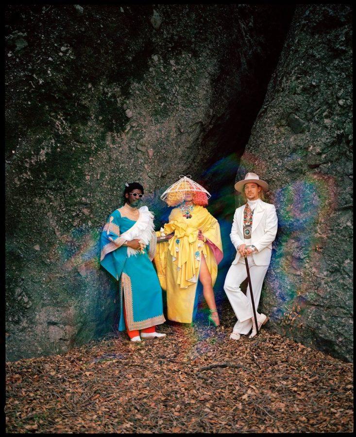 Дебютный сингл LSD - Genius: как Sia, Diplo и Labrinth решили побыть The Beatles